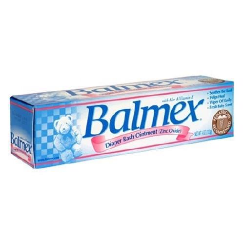 Diaper Rash Treatment Balmex Tube Scented Ointment