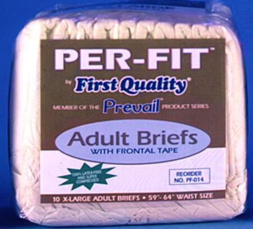 Brief Limited Mat Body Shaped, Prevail - X-Large