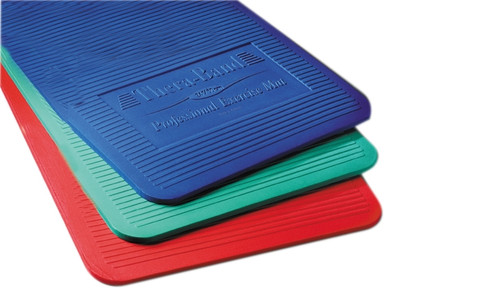 theraband exercise mat