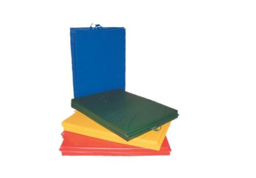 cando mat handle center fold 2 pu foam cover