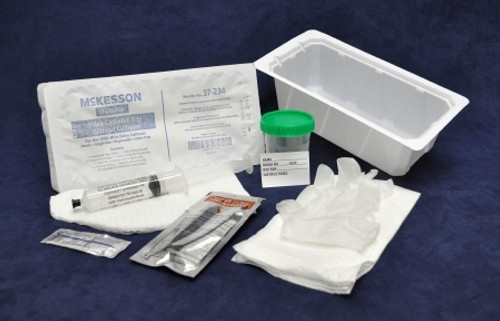 McKesson Brand Medi-Pak Indwelling Catheter Tray