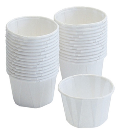 Dry Waxed Paper Cup