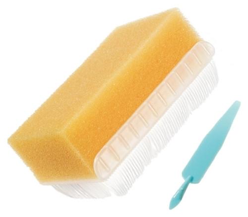 BD E-Z Scrub Impregnated Scrub Brush 1