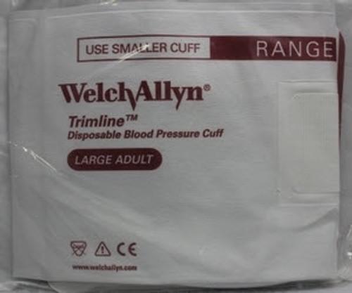 Welch Allyn Tempa-Kuff Blood Pressure Cuff, 1-Tube 1