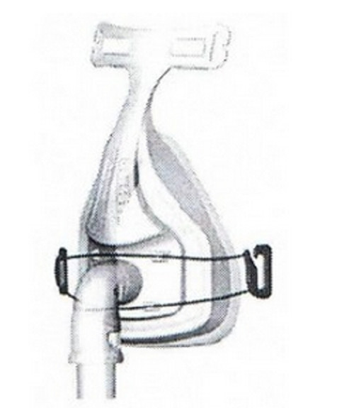CPAP Mask Zest Nasal