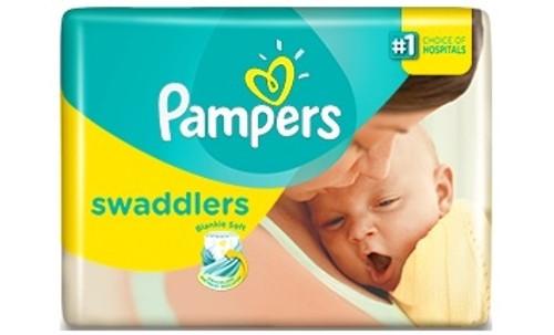 Pampers Swaddlers Preemie Baby Diaper