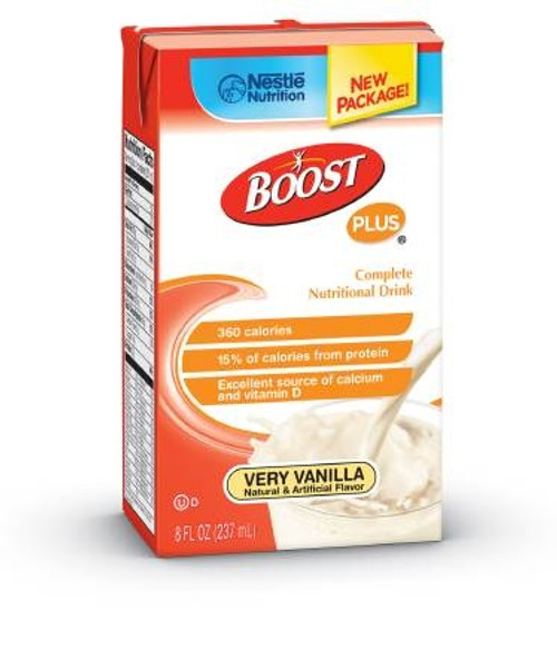 330 Cal. Oral Supplement, BOOST PLUS - 8 oz.