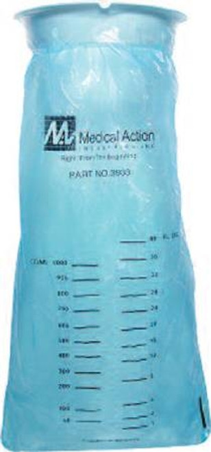 Vomit and Urine Bag - 1000 mL