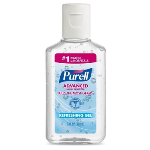 Hand Sanitizer Purell Advanced Alcohol (Ethyl) Gel Bottle