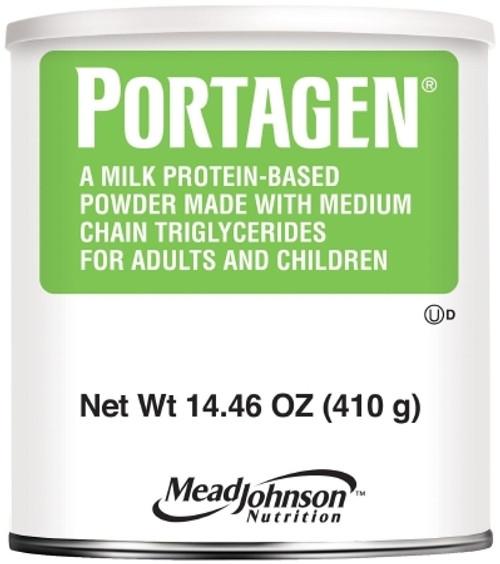 Milk Protein Oral Supplement Portagen Unflavored Can Powder