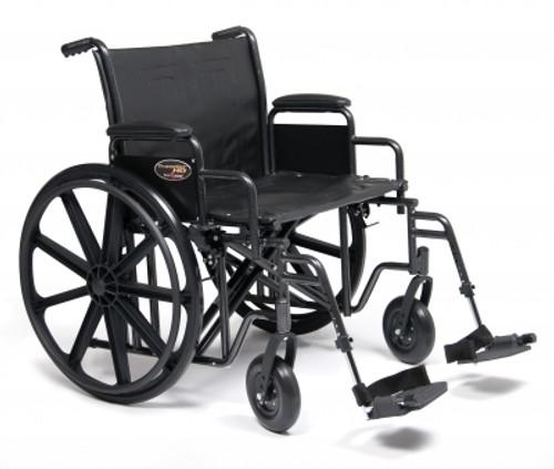 Traveler Heavy Duty Wheelchair