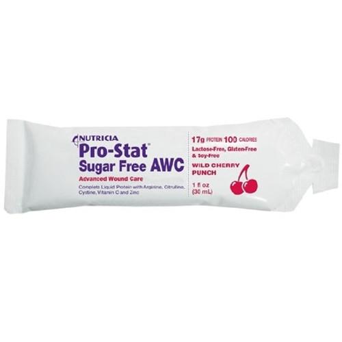 Protein Supplement ProStat Sugar Free AWC Punch