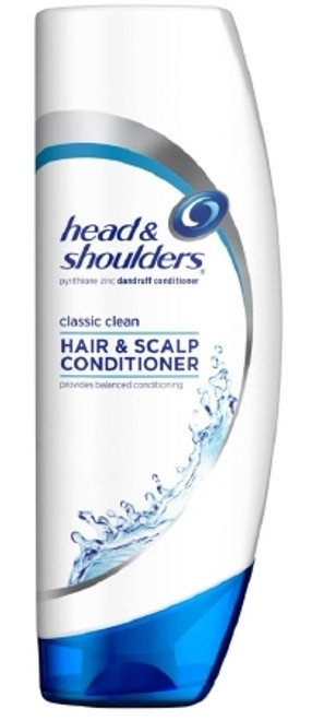Dandruff Shampoo and Conditioner Head and Shoulders Dry Scalp Care Squeeze Bottle Scented
