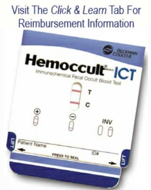 Beckman Coulter Hemoccult Rapid Diagnostic Test Kit