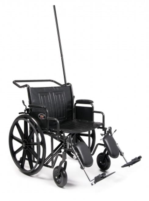Traveler Hospital Transport Chair