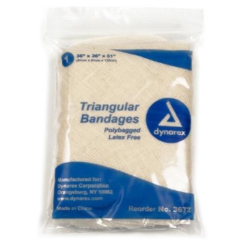 Dynarex Cotton Triangular Bandages
