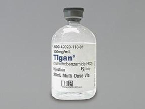 Par Sterile Products LLC Tigan Antinausea Agent