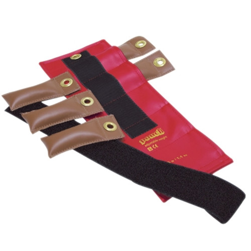 pouch variable wrist and ankle weight
