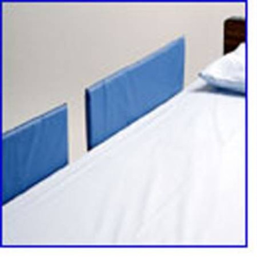 Bed Rail Vinyl Pad, 4ea