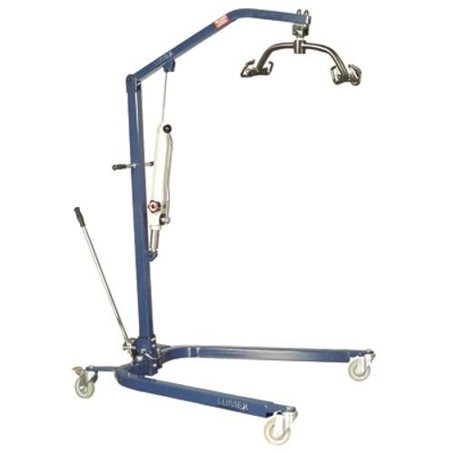 lumex hydraulic powered patient lift