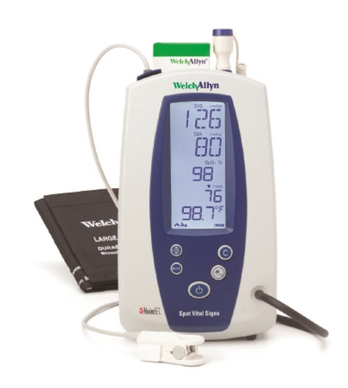 Welch Allyn Spot Vital Signs Vital Signs Monitor (Only)
