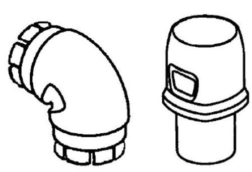 CPAP Mask Elbow Kit FlexiFit