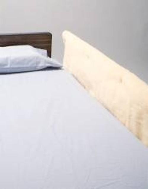 "Synthetic Sheepskin Bed Rails, 60"" L X 18"" H - 2ea"