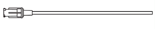 B. Braun Filter Straw Medication Transfer Straw