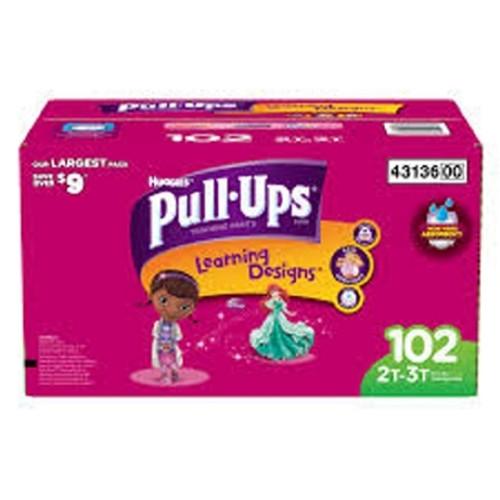 Kimberly Clark Pull-Ups Training Pants 5