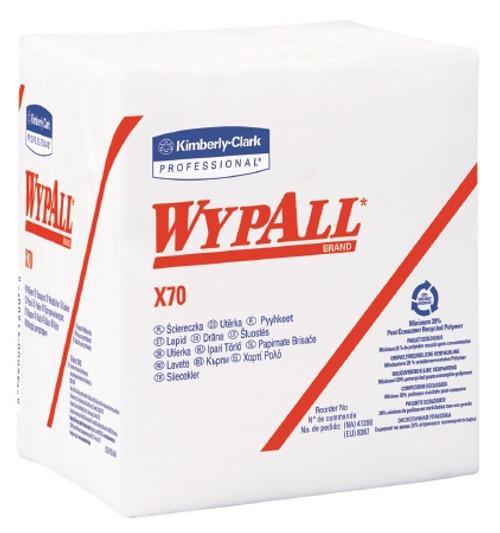 Kimberly Clark WypAll Task Wipe 4