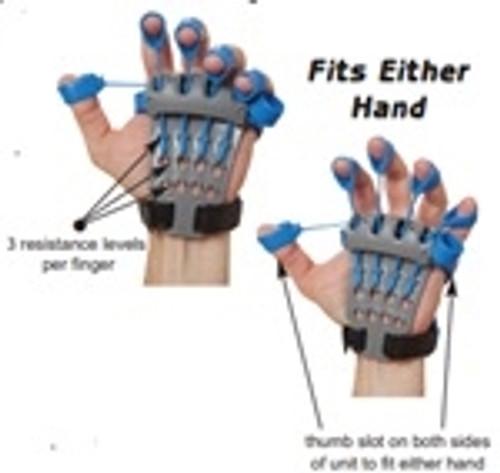 the xtensor hand and finger exerciser