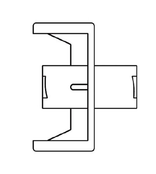 B. Braun Connector, Fluid Dispensing