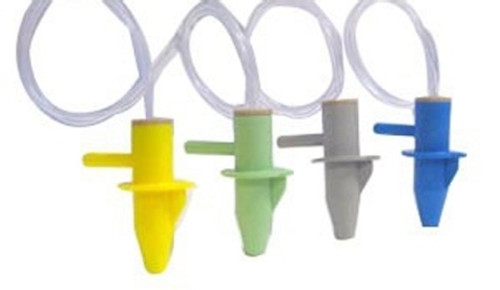 Nebulizer Kit Medication Bowl Pediatric Elephant Aerosol Mask