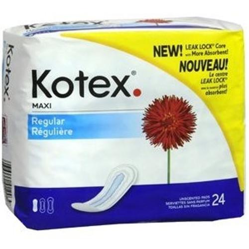 Feminine Pad Kotex