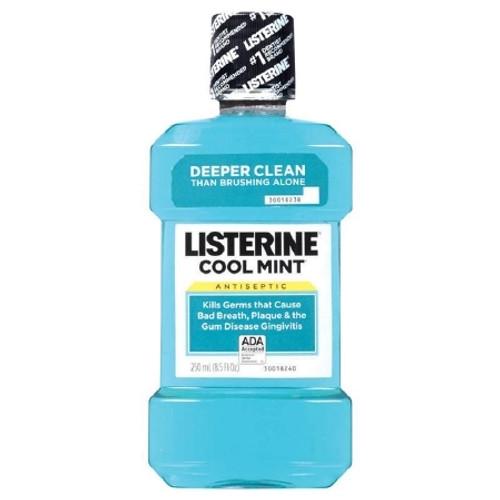 Johnson & Johnson Consumer Listerine Mouthwash