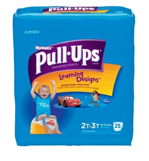 Kimberly Clark Pull-Ups Training Pants 2