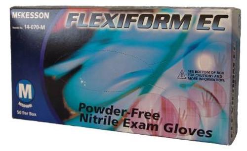 Flexiform Ec Powder Free Nitrile Exam Glove Medium