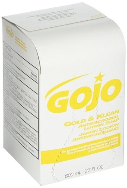 Saalfeld Redistribution Gold Antimicrobial Soap