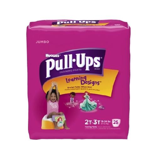 Kimberly Clark Pull-Ups Training Pants 3