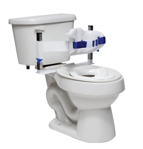 toilet support low back safety belt reducer ring