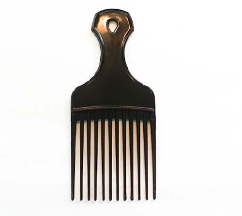 Cardinal Comb & Brush Cardinal Hair Pick