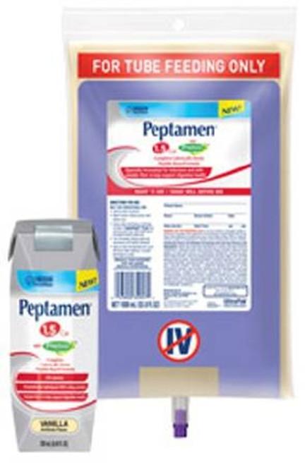 Peptamen 1.5 w/ Prebio1, Vanilla - 8 oz.