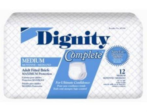 Brief Protective Dignity, Complete Maximum Absorbency