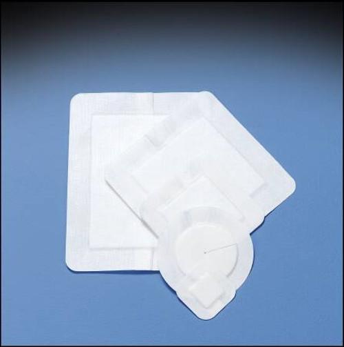 Composite Dressing Covaderm Plus Diameter Fabric Pad Sterile
