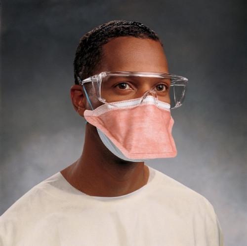 Halyard FluidShield PFR95 N95 Particulate Respirator / Surgical Mask 1