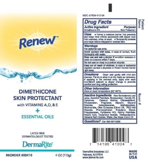 Skin Protectant Renew