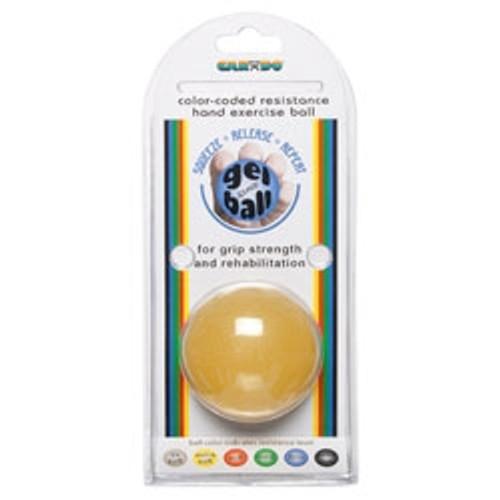 CanDo Gel Squeeze Ball Hand Exerciser 10-1491