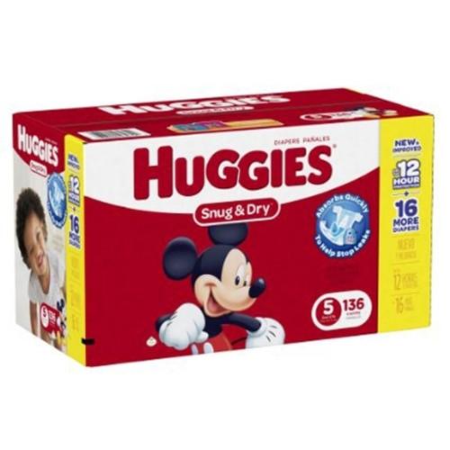 Kimberly Clark Huggies Diaper 7