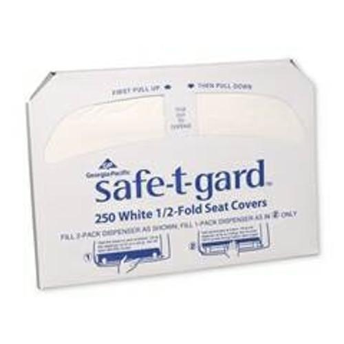 Georgia Pacific Safe T Gard Toilet Seat Cover