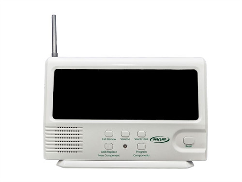 Economy Central Monitoring Unit (CMU) 433MHz - 1 year warranty (AC-04E adaptor optional)